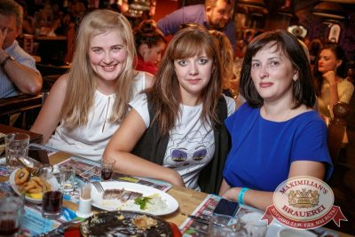 «Дыхание ночи»: Dj Stylezz (Москва), 25 августа 2017 - Ресторан «Максимилианс» Новосибирск - 31