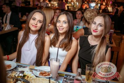 «Дыхание ночи»: Dj Stylezz (Москва), 25 августа 2017 - Ресторан «Максимилианс» Новосибирск - 39