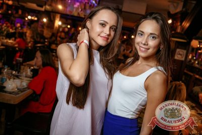 «Дыхание ночи»: Dj Stylezz (Москва), 25 августа 2017 - Ресторан «Максимилианс» Новосибирск - 8