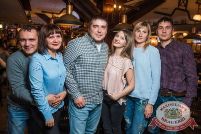 «Дыхание ночи»: Dj Twins Project (Москва), 13 октября 2017 - Ресторан «Максимилианс» Новосибирск - 12