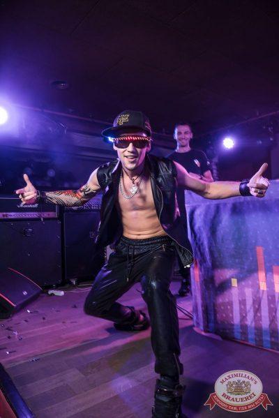 «Дыхание ночи»: Dj Twins Project (Москва), 13 октября 2017 - Ресторан «Максимилианс» Новосибирск - 4