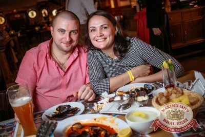 Группа «Крематорий», 15 ноября 2017 - Ресторан «Максимилианс» Новосибирск - 23