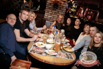 Похмельные вечеринки, 2 января 2018 - Ресторан «Максимилианс» Новосибирск - 40