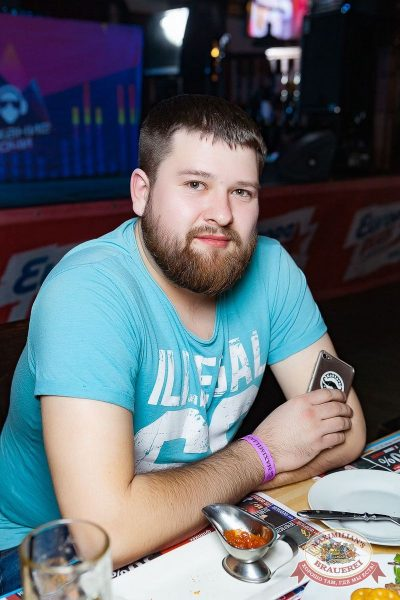 Stand Up: Дмитрий Романов, 31 января 2018 - Ресторан «Максимилианс» Новосибирск - 38