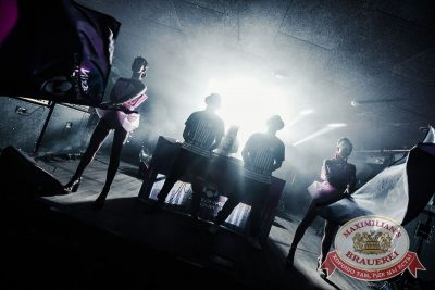 «Дыхание ночи»: Dj Denis Rublev (Москва), 16 февраля 2018 - Ресторан «Максимилианс» Новосибирск - 1