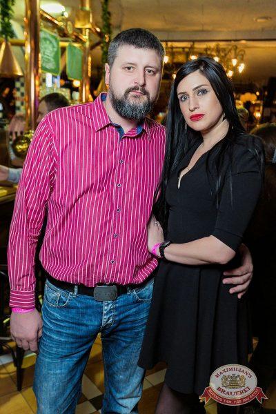 Артур Пирожков, 14 марта 2018 - Ресторан «Максимилианс» Новосибирск - 21