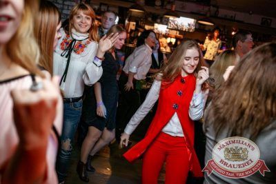 «Дыхание ночи»: DJ Lil'M (Москва), 16 марта 2018 - Ресторан «Максимилианс» Новосибирск - 30