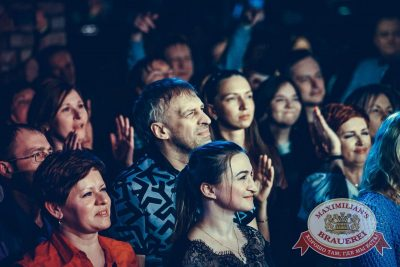 Александр Иванов и группа «Рондо», 21 марта 2018 - Ресторан «Максимилианс» Новосибирск - 13