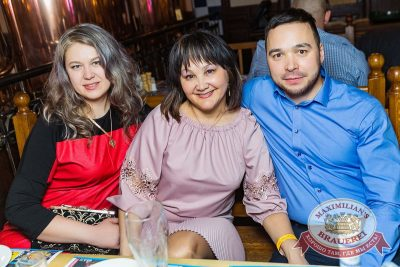 «Дыхание ночи»: WILDONES, 23 марта 2018 - Ресторан «Максимилианс» Новосибирск - 21