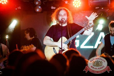 Mgzavrebi, 19 апреля 2018 - Ресторан «Максимилианс» Новосибирск - 4