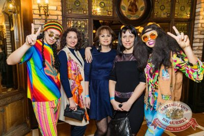 Вечеринка «Ретро FM», 20 апреля 2018 - Ресторан «Максимилианс» Новосибирск - 7