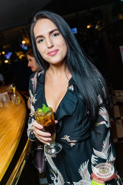 «Дыхание ночи»: Dj Kolya Funk (Санкт-Петербург), 21 апреля 2018 - Ресторан «Максимилианс» Новосибирск - 18