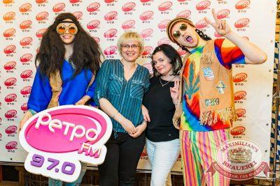 Вечеринка «Ретро FM», 18 мая 2018 - Ресторан «Максимилианс» Новосибирск - 17