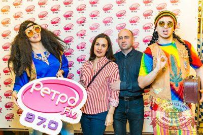 Вечеринка «Ретро FM», 18 мая 2018 - Ресторан «Максимилианс» Новосибирск - 5