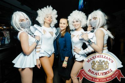«Дыхание ночи»: Record White Party. Dj Nejtrino, 15 июня 2018 - Ресторан «Максимилианс» Новосибирск - 00017
