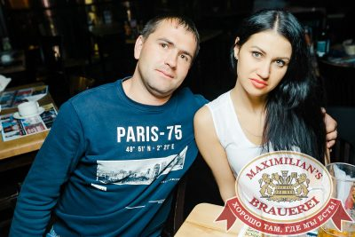 «Дыхание ночи»: Record White Party. Dj Nejtrino, 15 июня 2018 - Ресторан «Максимилианс» Новосибирск - 00049