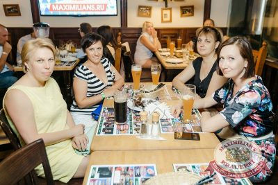 Вечеринка «Ретро FM», 29 июня 2018 - Ресторан «Максимилианс» Новосибирск - 37