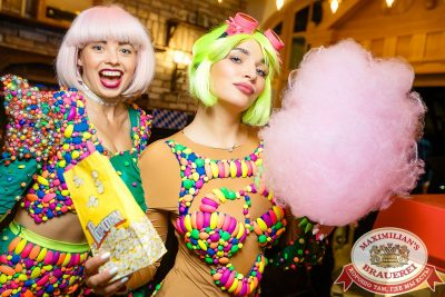 «Дыхание ночи»: сладкая ночь «Candy Shop», 6 июля 2018 - Ресторан «Максимилианс» Новосибирск - 001