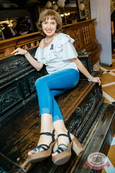 Вечеринка «Ретро FM», 20 июля 2018 - Ресторан «Максимилианс» Новосибирск - 58