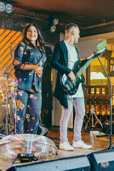 Конкурс Maximilian's band. Первый отборочный тур, 23 августа 2018 - Ресторан «Максимилианс» Новосибирск - 11