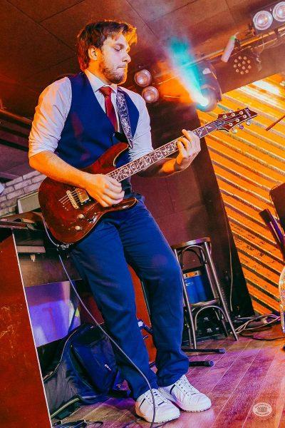Конкурс Maximilian's band. Первый отборочный тур, 23 августа 2018 - Ресторан «Максимилианс» Новосибирск - 18