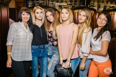 «Дыхание ночи»: Dj Denis Rublev, 31 августа 2018 - Ресторан «Максимилианс» Новосибирск - 12