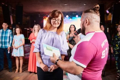 «Вечеринка Ретро FM», 14 сентября 2018 - Ресторан «Максимилианс» Новосибирск - 17