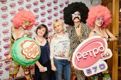 «Вечеринка Ретро FM», 14 сентября 2018 - Ресторан «Максимилианс» Новосибирск - 2