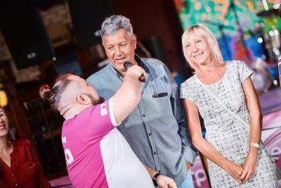 «Вечеринка Ретро FM», 14 сентября 2018 - Ресторан «Максимилианс» Новосибирск - 24