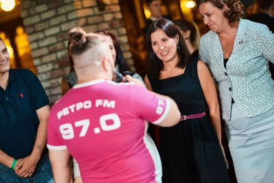 «Вечеринка Ретро FM», 14 сентября 2018 - Ресторан «Максимилианс» Новосибирск - 27