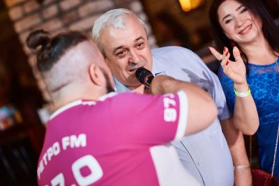 «Вечеринка Ретро FM», 14 сентября 2018 - Ресторан «Максимилианс» Новосибирск - 28