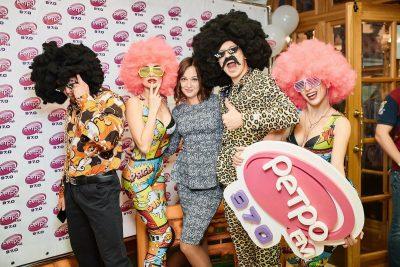 «Вечеринка Ретро FM», 14 сентября 2018 - Ресторан «Максимилианс» Новосибирск - 3