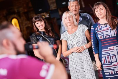 «Вечеринка Ретро FM», 14 сентября 2018 - Ресторан «Максимилианс» Новосибирск - 30