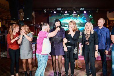 «Вечеринка Ретро FM», 14 сентября 2018 - Ресторан «Максимилианс» Новосибирск - 31