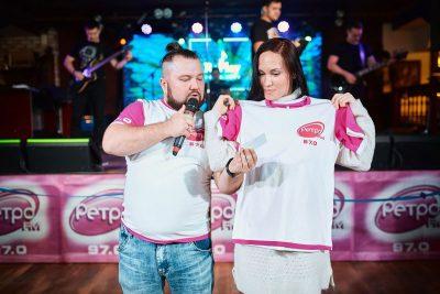 «Вечеринка Ретро FM», 14 сентября 2018 - Ресторан «Максимилианс» Новосибирск - 32
