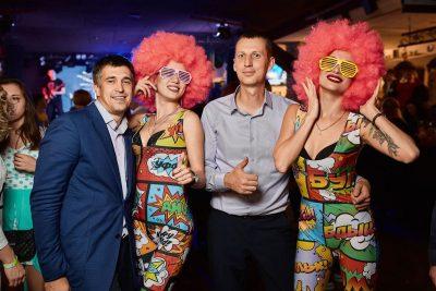 «Вечеринка Ретро FM», 14 сентября 2018 - Ресторан «Максимилианс» Новосибирск - 52