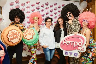 «Вечеринка Ретро FM», 14 сентября 2018 - Ресторан «Максимилианс» Новосибирск - 6