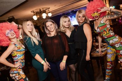 «Вечеринка Ретро FM», 14 сентября 2018 - Ресторан «Максимилианс» Новосибирск - 61