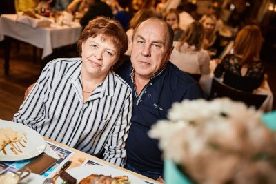 «Вечеринка Ретро FM», 14 сентября 2018 - Ресторан «Максимилианс» Новосибирск - 63