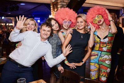 «Вечеринка Ретро FM», 14 сентября 2018 - Ресторан «Максимилианс» Новосибирск - 71