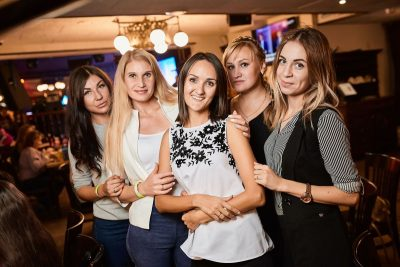 «Вечеринка Ретро FM», 14 сентября 2018 - Ресторан «Максимилианс» Новосибирск - 74