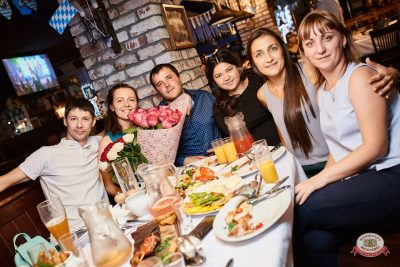 «Октоберфест-2018». Бир Кинг, 27 сентября 2018 - Ресторан «Максимилианс» Новосибирск - 0061