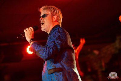 Herb McCoy, экс-участник The Real Bad Boys Blue, 10 октября 2018 - Ресторан «Максимилианс» Новосибирск - 1