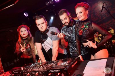 «Дыхание ночи»: русская вечеринка «Matreshka Party», 13 октября 2018 - Ресторан «Максимилианс» Новосибирск - 19