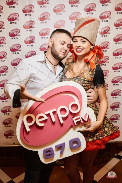 «Вечеринка Ретро FM» и DJ Чайкин, 20 октября 2018 - Ресторан «Максимилианс» Новосибирск - 0003