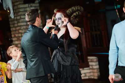 «Хэллоуин»: «Территория страха», 27 октября 2018 - Ресторан «Максимилианс» Новосибирск - 30