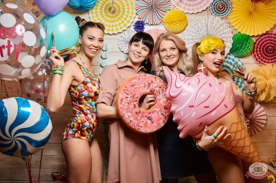 «Дыхание ночи»: сладкая вечеринка «Sweet Party», 2 ноября 2018 - Ресторан «Максимилианс» Новосибирск - 15