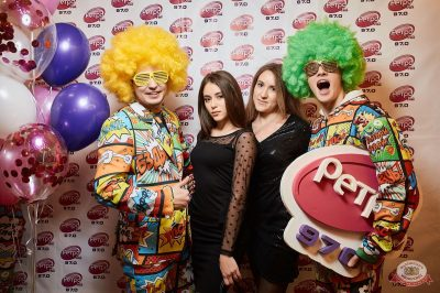 «Вечеринка Ретро FM», 14 декабря 2018 - Ресторан «Максимилианс» Новосибирск - 2