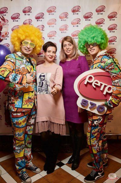 «Вечеринка Ретро FM», 14 декабря 2018 - Ресторан «Максимилианс» Новосибирск - 6