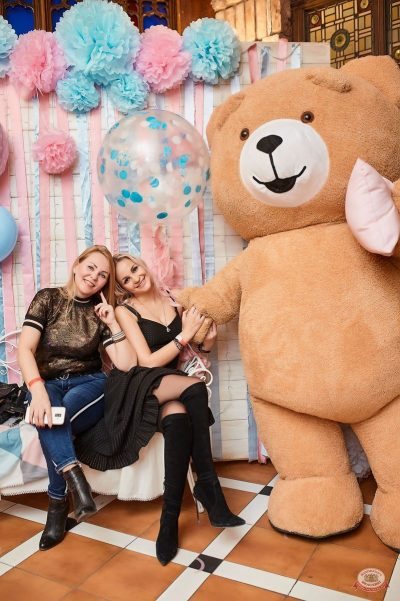 «Дыхание ночи»: «Teddy bear party», 2 марта 2019 - Ресторан «Максимилианс» Новосибирск - 1